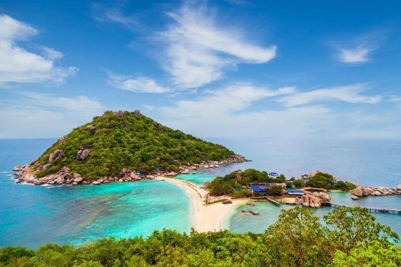 viaggi in barca in Thailandia