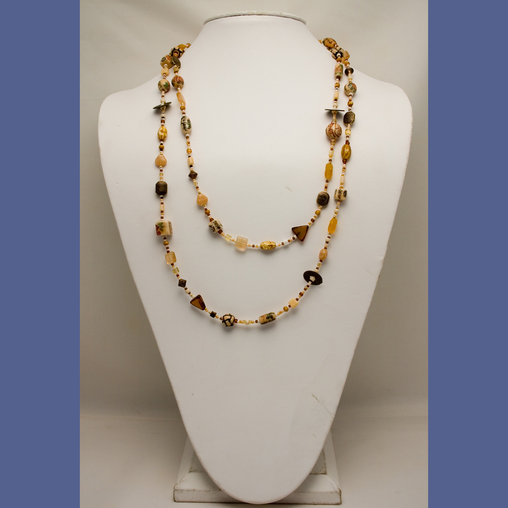 Asian Flair Necklace
