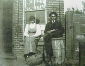 Arthur H. and wife