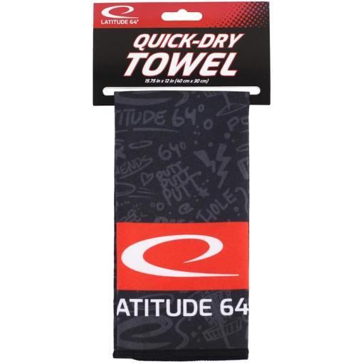 Latitude 64 Quick-Dry Towel Håndklæde