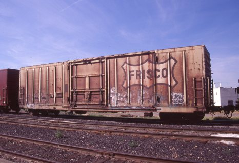 Boxcar 600128 at Pasco, Washington on June 20, 1997 (R.R. Taylor)