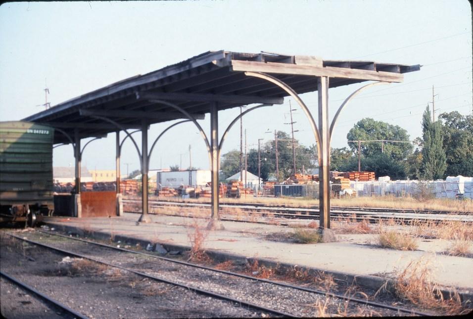 Oklahoma City Union Station in September 1989 (Ken McElreath)