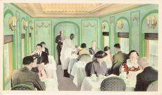 Passenger Service Postcard Series