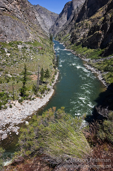 The Impassable Canyon on Idaho's Middle Fork of the Salmon River