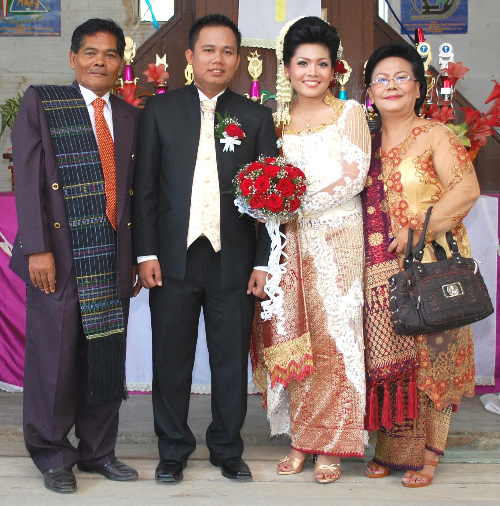 Batak Hebat Proses Pernikahan Masyarakat Batak