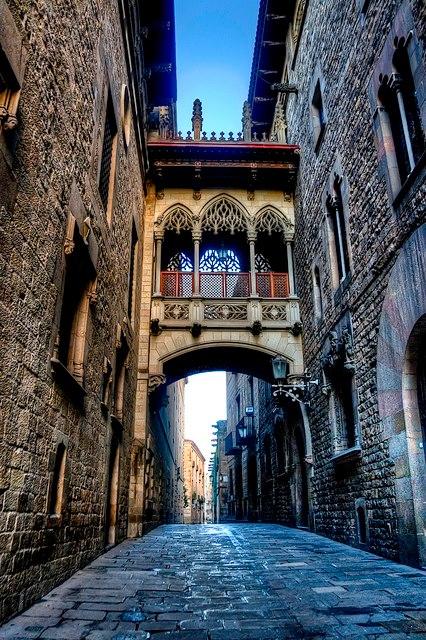 Cidade de Barcelona, Espanha