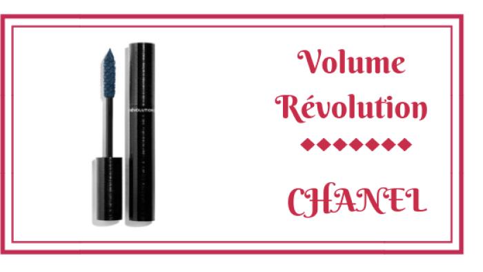 Volume révolution chanel mascara volume extrême imprimee 3D