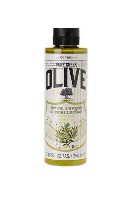 olive blossom gel douche moussante KORRES