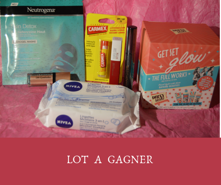 concours 4 ans blog LOT A GAGNER