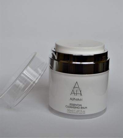 alpha-h aspect essential cleansing balm