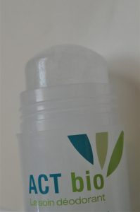 déodorant act bio