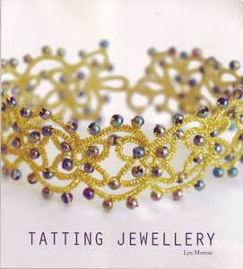 Tatting Jewellery Lyn Morton