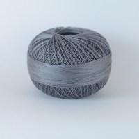 Lizbeth 40 Coloris 607 Charcoal medium - fil frivolité