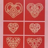 Tatting hearts Teri Dusenbury - livre de frivolité