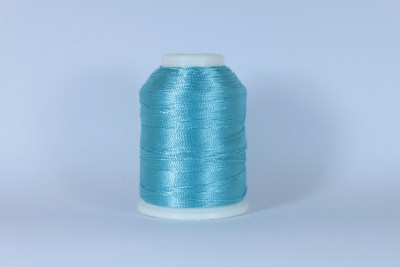 Altin Basak fil polyester turc n°129 lagon
