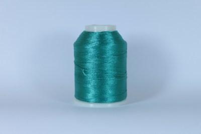 Altin Basak fil polyester turc n°740 émeraude
