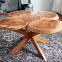 The Four Leaf Clover Coffee Table