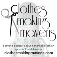 Announcing the Clothes Making Mavens Podcast!
