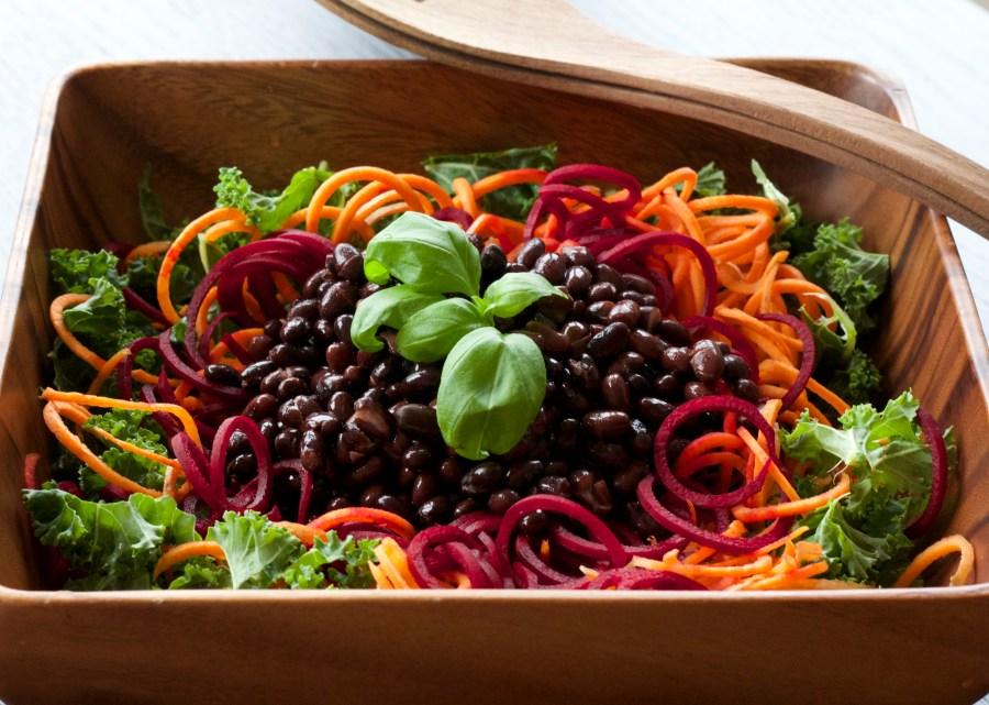 I love superfood salad 5 day detox
