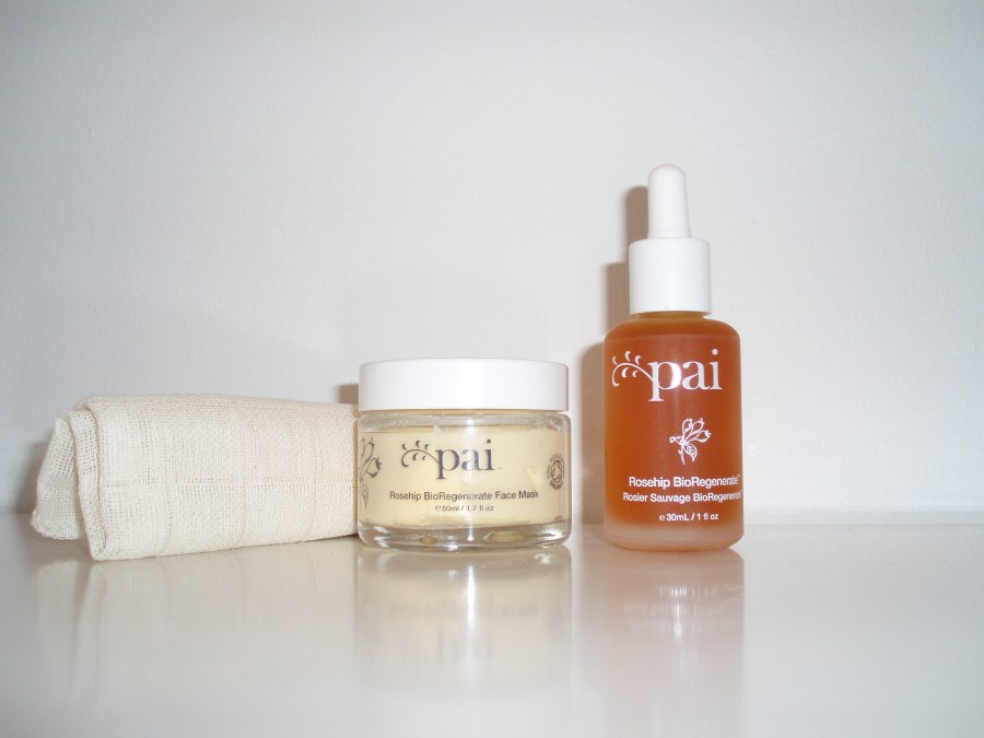Pai Skincare Rosehip BioRegenerate Oil Collection