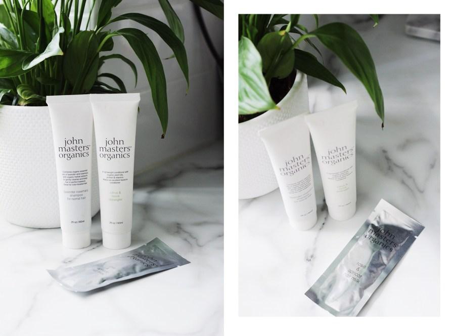 Naturisimo John Masters Shampoo & Conditioner
