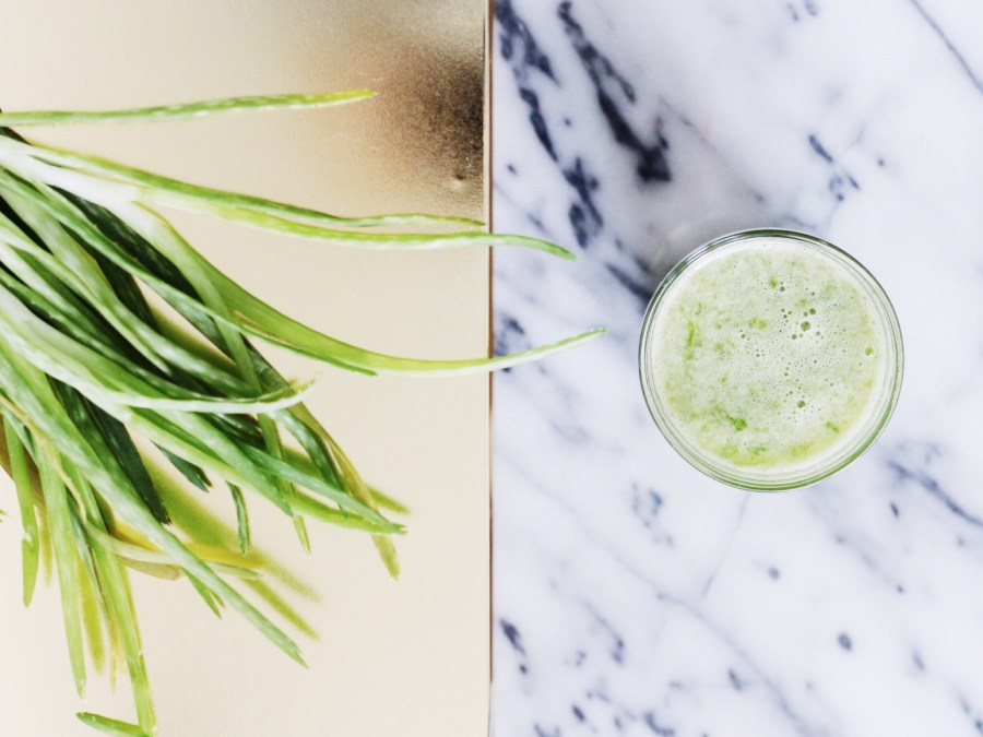Green Juice For Better Digestion and Clear Skin MSM Powder
