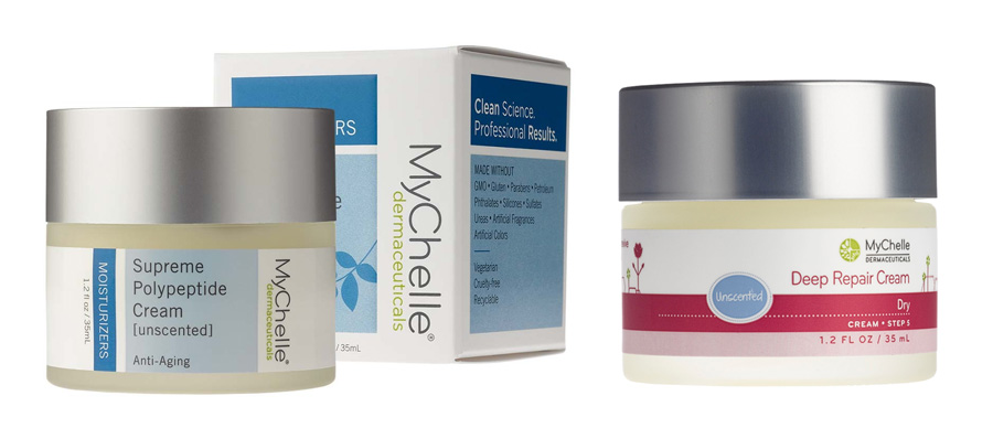 Mychelle polypeptide cream & deep repair cream