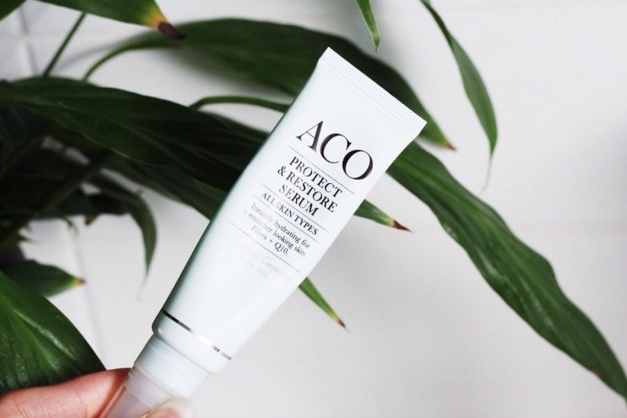 ACO Anti Age 25+ Protect & Restore Q10 Serum