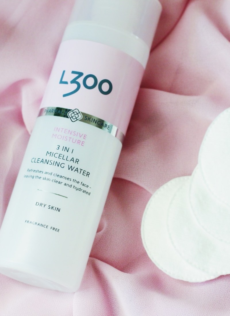 Micellar Water | L300 3-in-1 Micellar Cleansing Water