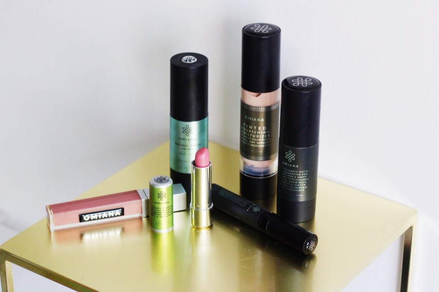 Omiana Natural Make up and skincare