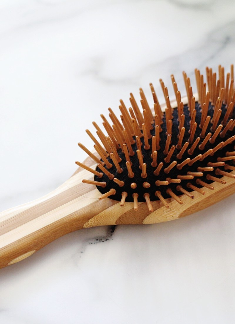 iHerb Haul: Wooden Bristle Brush & More!