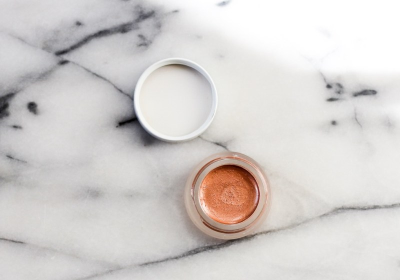 RMS Beauty Eye Polish in Lucky Swatch Review