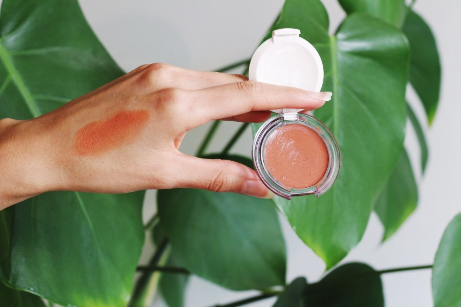 Ere Perez Clever Carrot Cheek & Lip Balm in Healthy Swatch Review