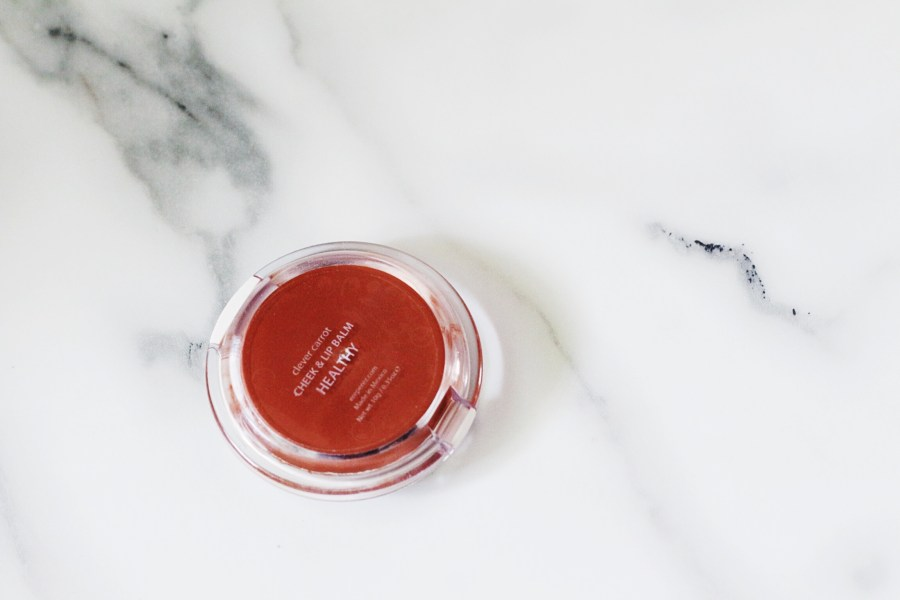 Ere Perez Clever Carrot Cheek & Lip Balm in Healthy