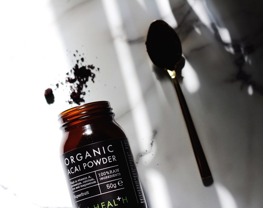 Kiki Health Acai Powder
