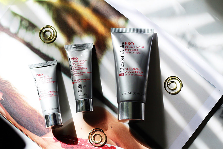Elizabeth Arden Pro Perfection Try Me Kit