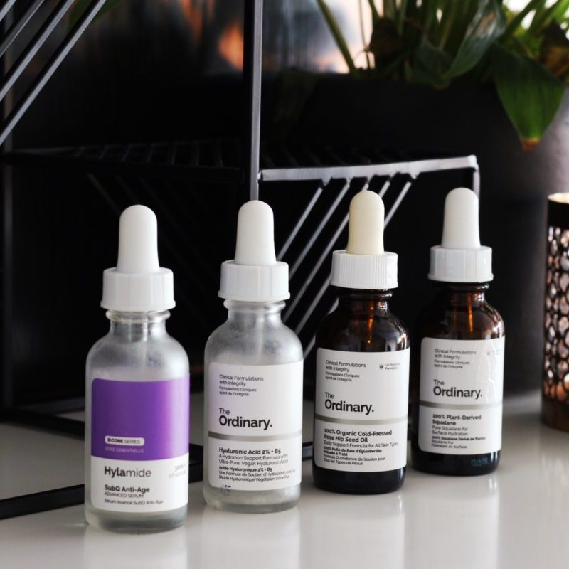 Deciem | The Ordinary & Hylamide Product Review