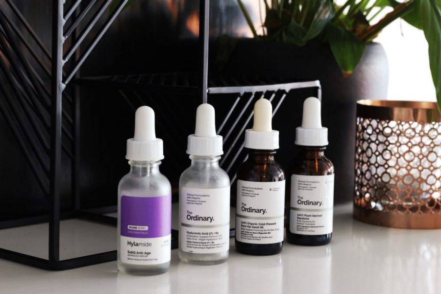 Deciem The Ordinary and Hylamide review