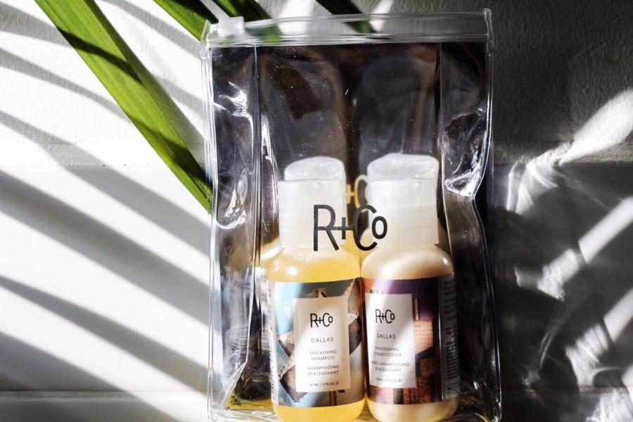 R+Co Dallas Thickening Shampoo and Conditioner 3