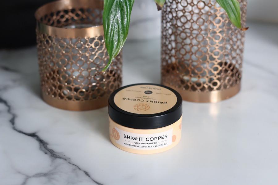 Maria Nila Color Refresh Bright Copper review