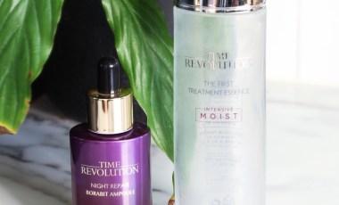 Missha Night Time Revolution Night Repair & First Treatment Essence Review