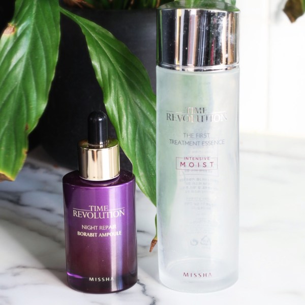 Missha Night Time Revolution Night Repair & First Treatment Essence Review