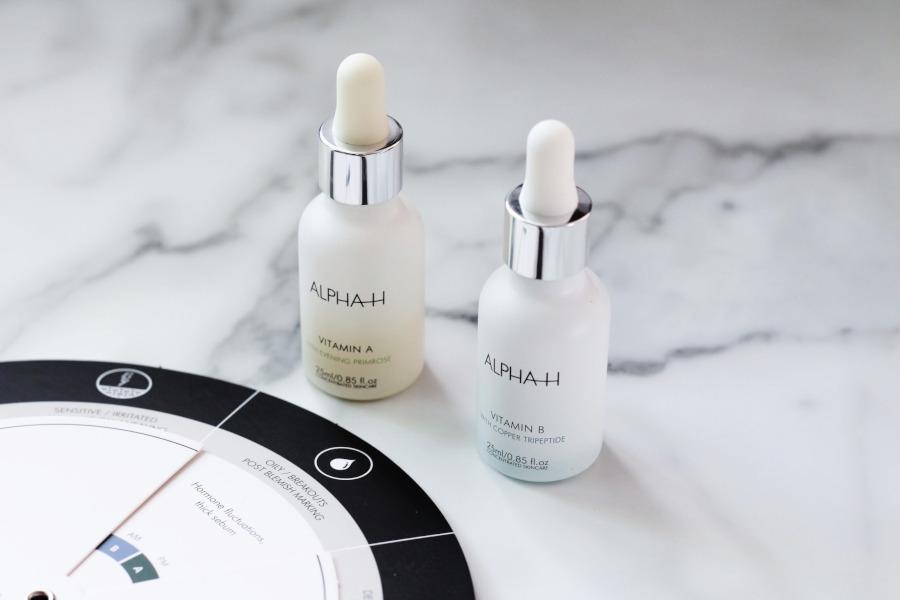 Alpha H Profiling Kit Vitamin A and B Serum