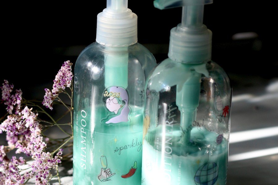 Custom Hair Care: Function of Beauty Shampoo & Conditioner Review