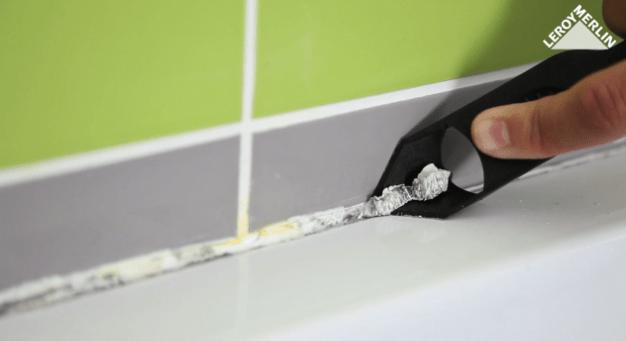 Comment Enlever Un Joint En Silicone Use