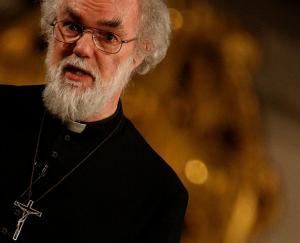 Archbishop Rowan Williams