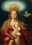 The Virgin as Queen of Heaven by Hans Baldung Grien