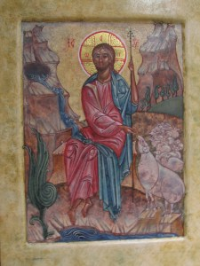 Jesus Christ: The Great Shepherd of the Sheep