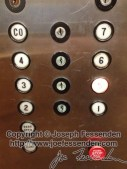 Who sorts elevator buttons like this? Really?