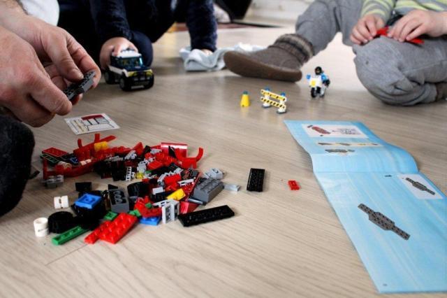 lego-city-60007, lego, biler